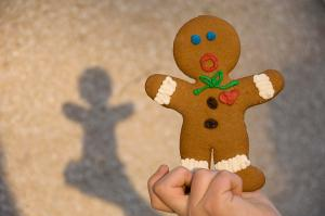 a-gingerbread-cookie-looks-scared-while-joel-sartore