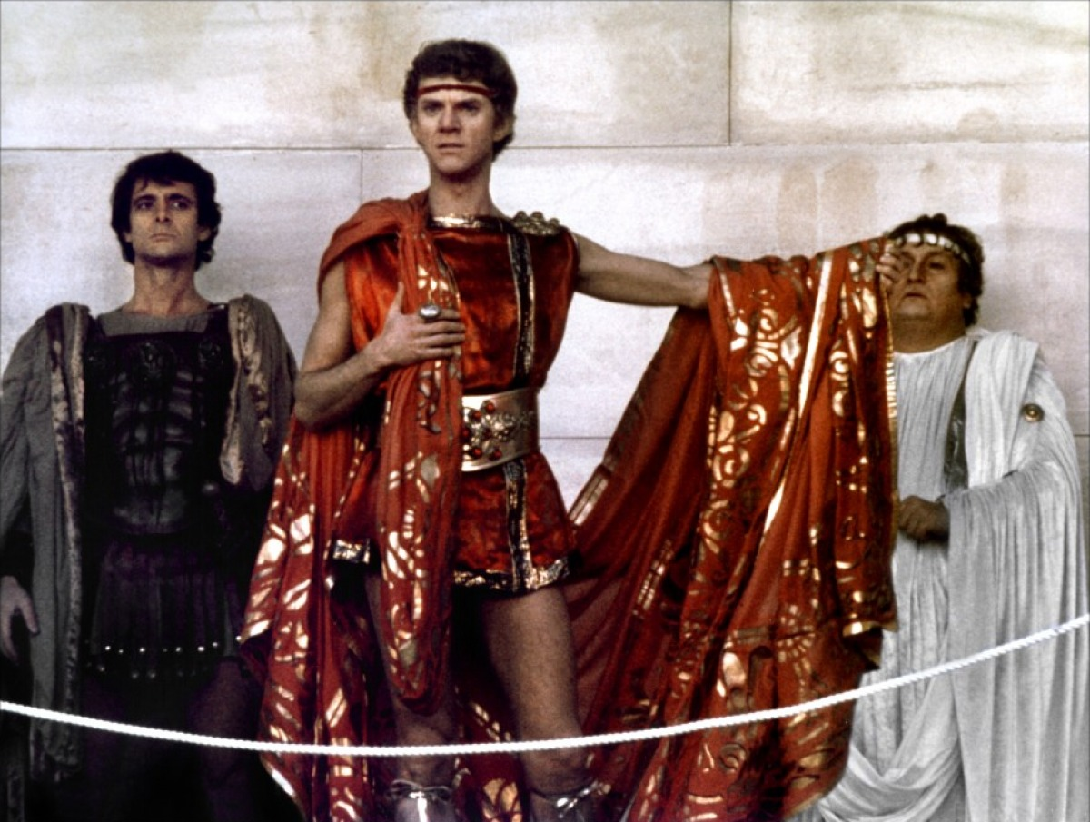 caligula: emperor of #swag | and that's the way it was
