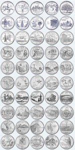 These coins convey that...the Confederacy really won the Civil War? #statesrights
