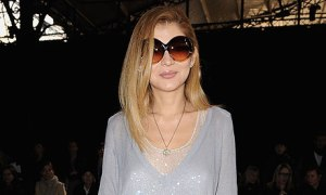 Gulnara Karimova, the sister who just steals lots of money from the treasury, not the one who's been turned by witches.
