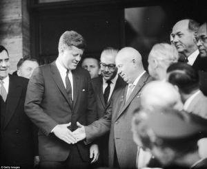 jfk khrushchev