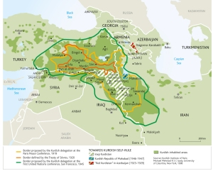 Alternative visions of Kurdistan (via)