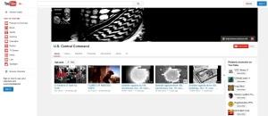 centcom hacked youtube