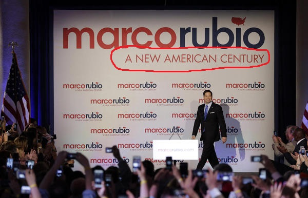 Marco Rubio and the problem of words and their meanings