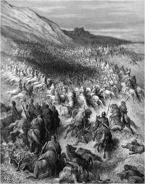 Today in Middle Eastern history: the Battle of Hattin (1187)
