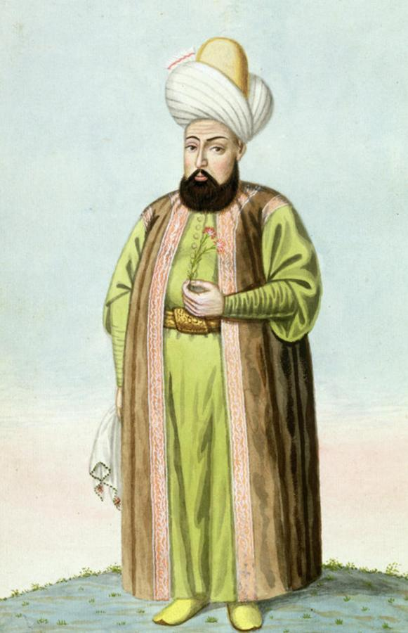 Today (sort of) in Middle Eastern/European history: the Ottomans get started (1299, or 1302)