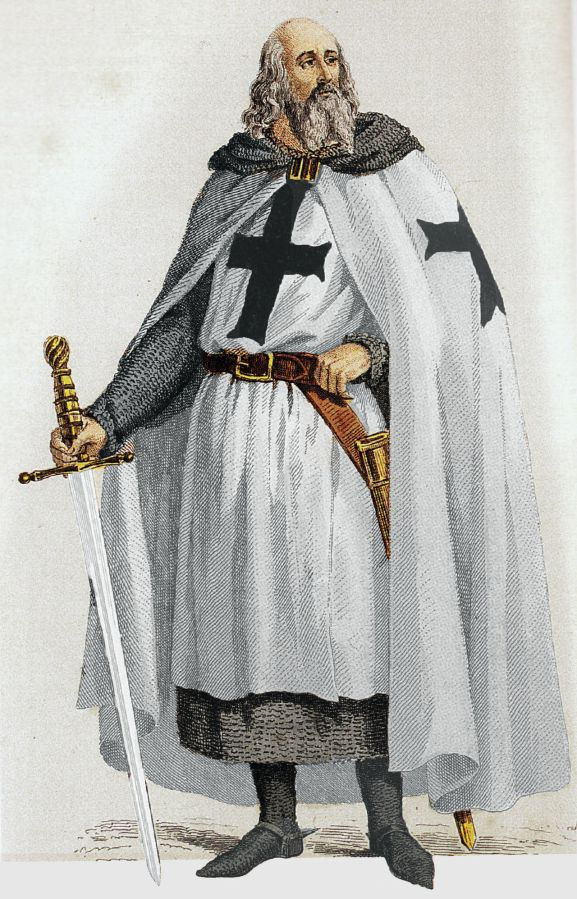 Today in European history: the Knights Templar order is purged(1307)