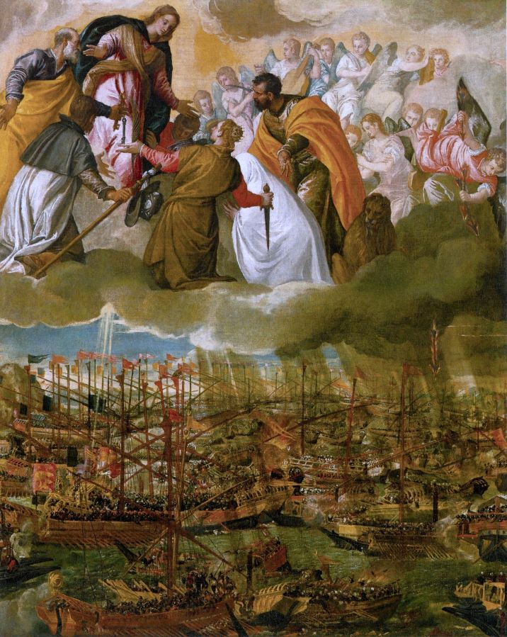 Today in Mediterranean history: the Battle of Lepanto (1571)