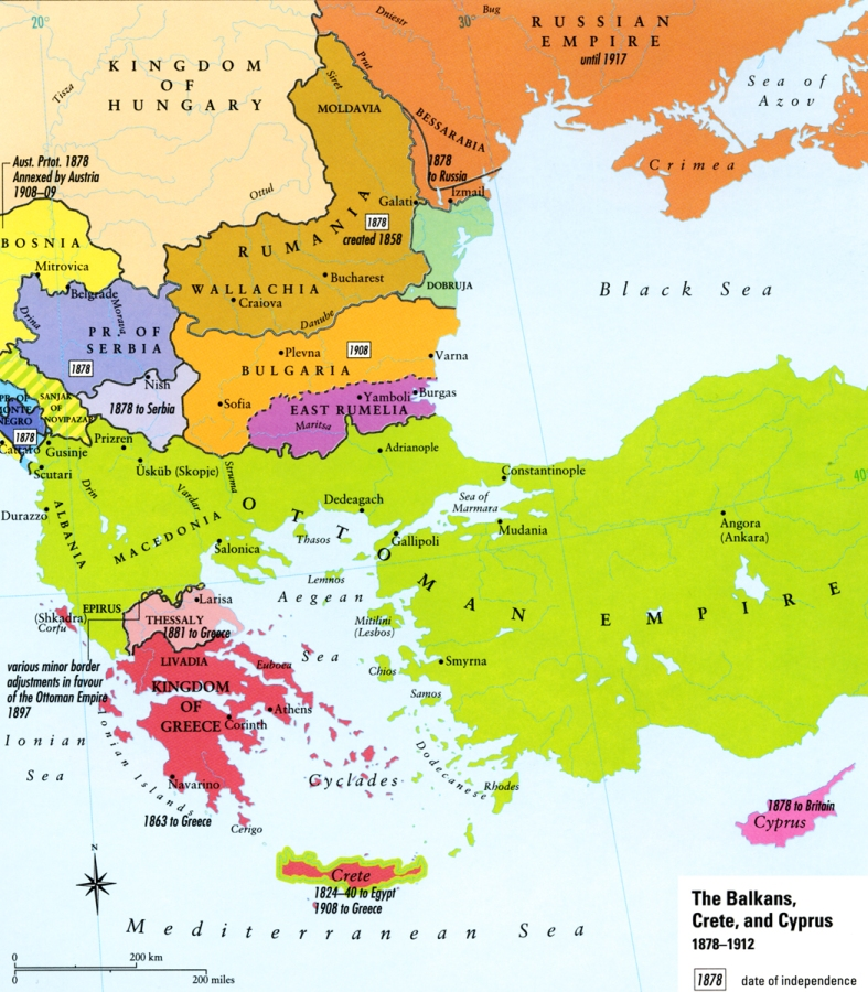 Today in European History: the Russians capture Plevna (1877)