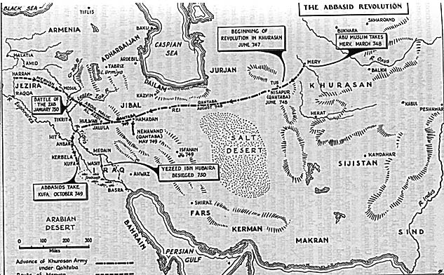 Today in Islamic history: the Battle of the Zab(750)