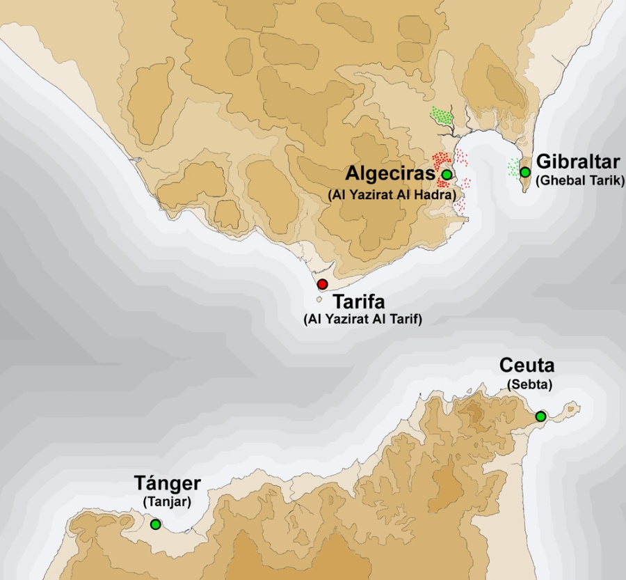 Today in European history: the (third) Siege of Algeciras ends (1344)