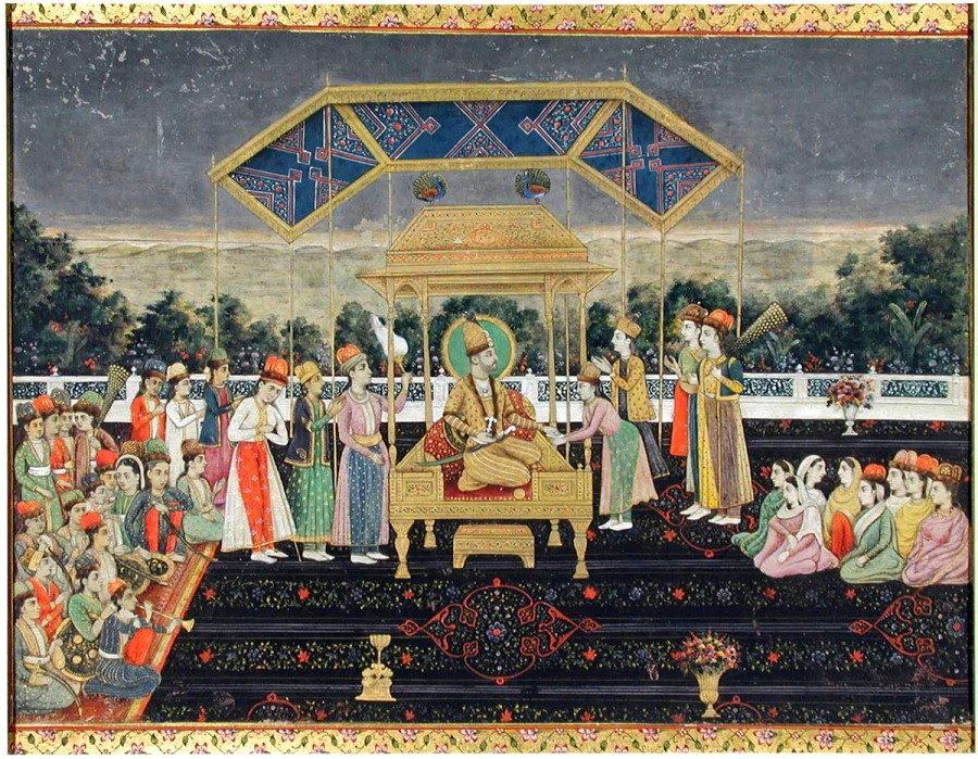 Today in South Asian history: Nader Shah sacks Delhi (1739)