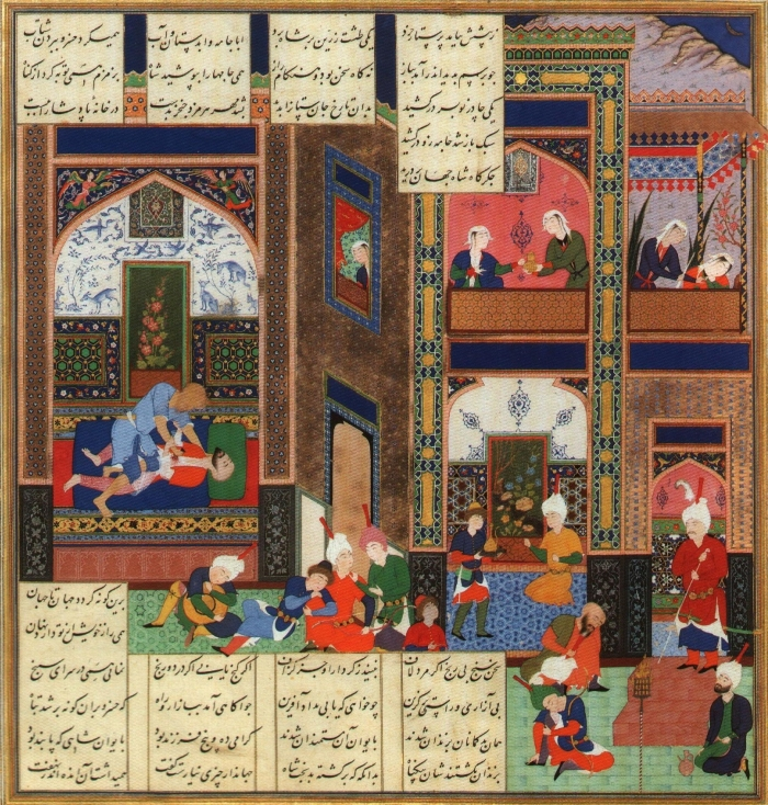 Today in Middle Eastern history: the Shahnameh is completed (1010)
