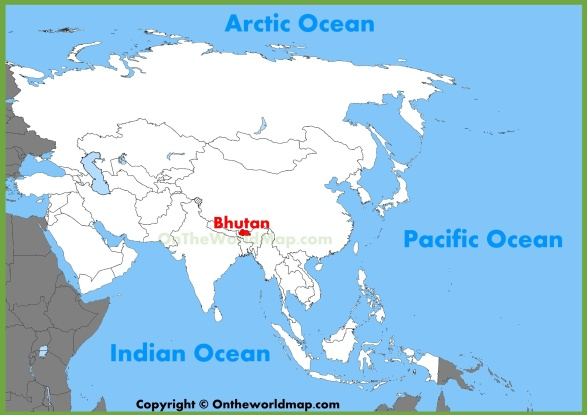 bhutan-location-on-the-asia-map