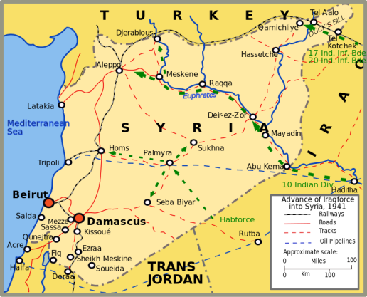 IraqforceInSyria1941