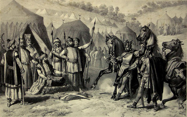 Today in European history: the First Battle of Kosovo(1389)