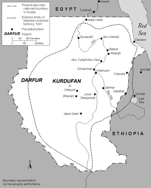 the_mahdist_state2c_1881-982c_modern_sudan