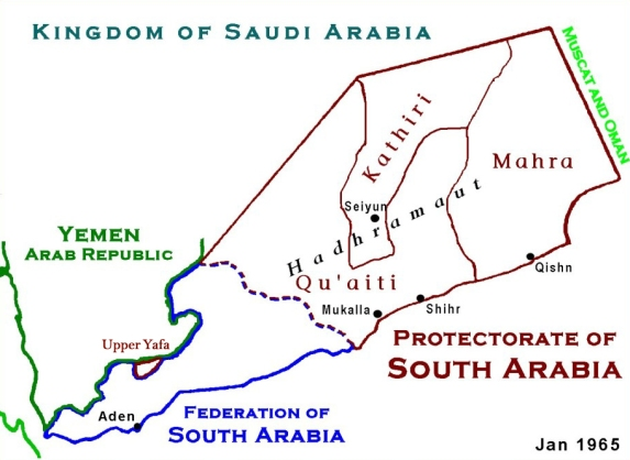 protectorateofsoutharabiamap