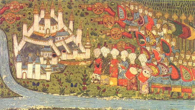 Today in European history: the Siege of Belgrade ends(1456)