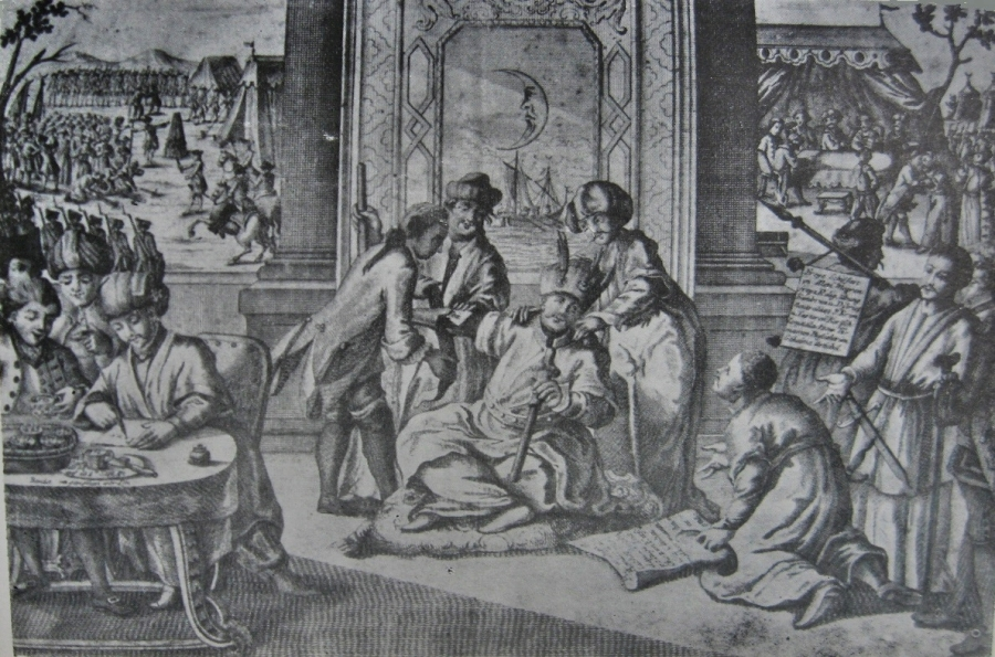 Today in European History: the Treaty of Küçük Kaynarca(1774)