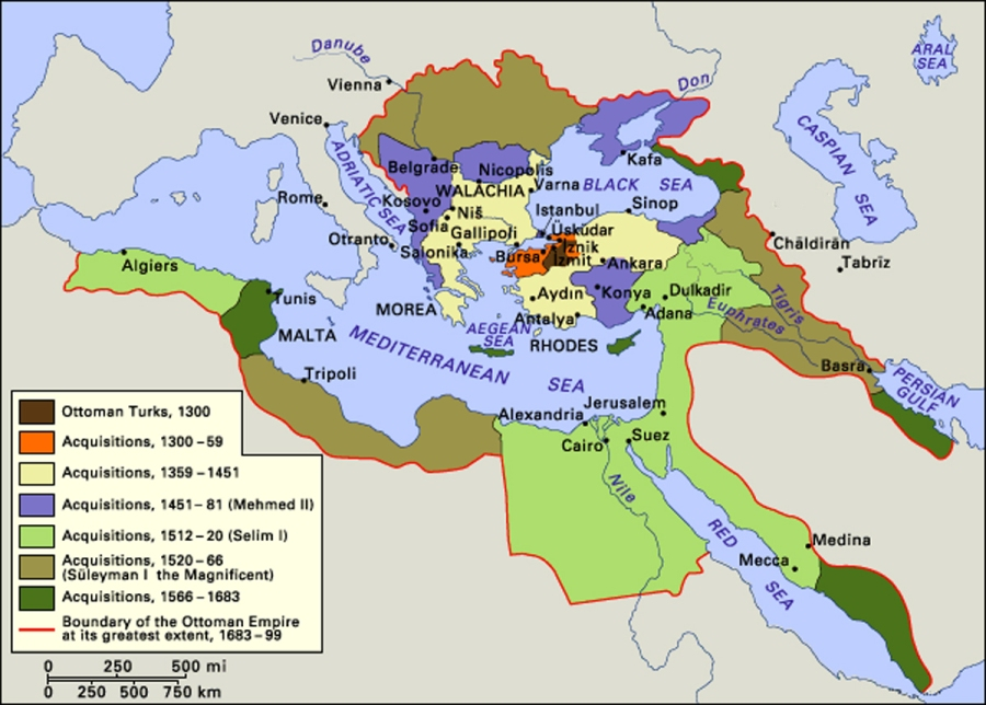 Today in European history: the Siege of Candia (finally) ends (1669)