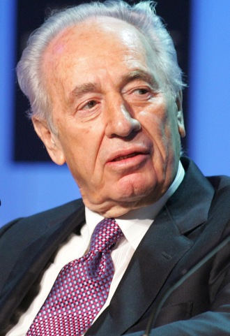 'Is the Peace Process Poised for a Resurrection?':Shimon Peres, Vice-Prime Minister of Israel and Chairmanof the Labour Party