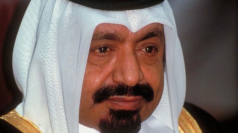 Khalifa b. Hamad Al Thani(1932-2016)