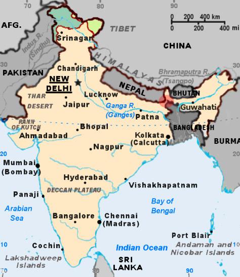 Asia/Australia/Africa update: July 32017