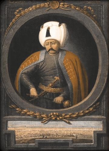Today in Middle Eastern history: the Battle of Marj Dabiq (1516)