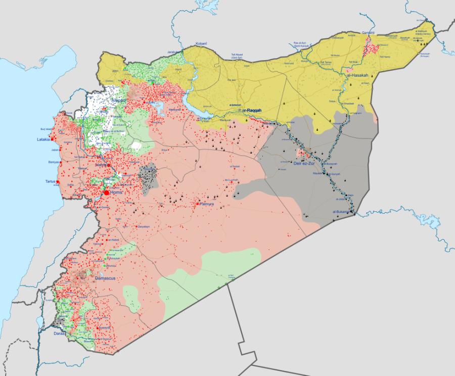 Middle East update: September 2-32017