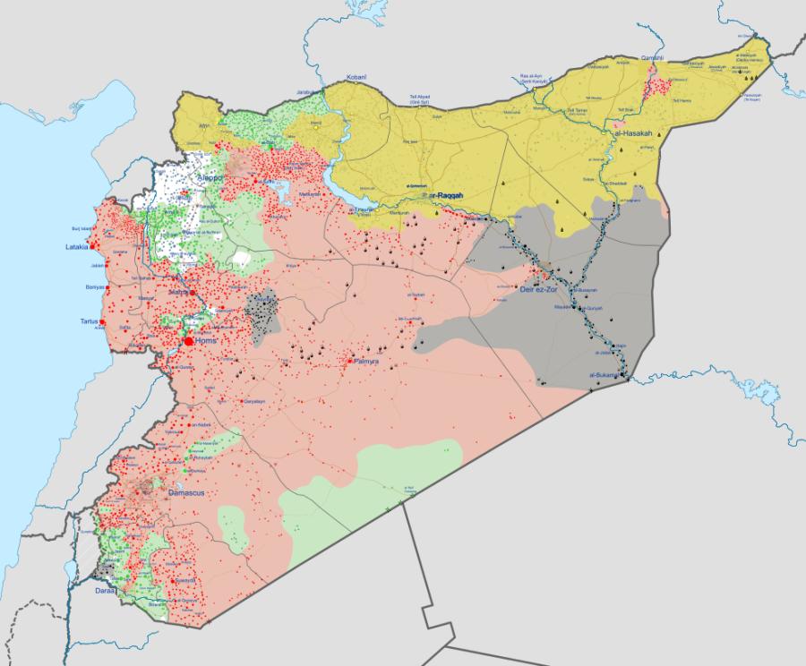 Middle East update: September 62017