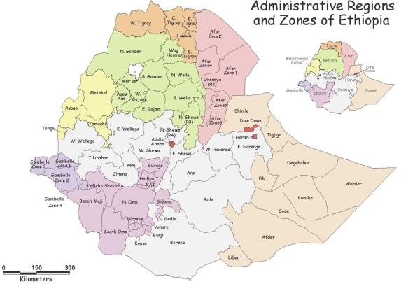Ethiopia_zone_region